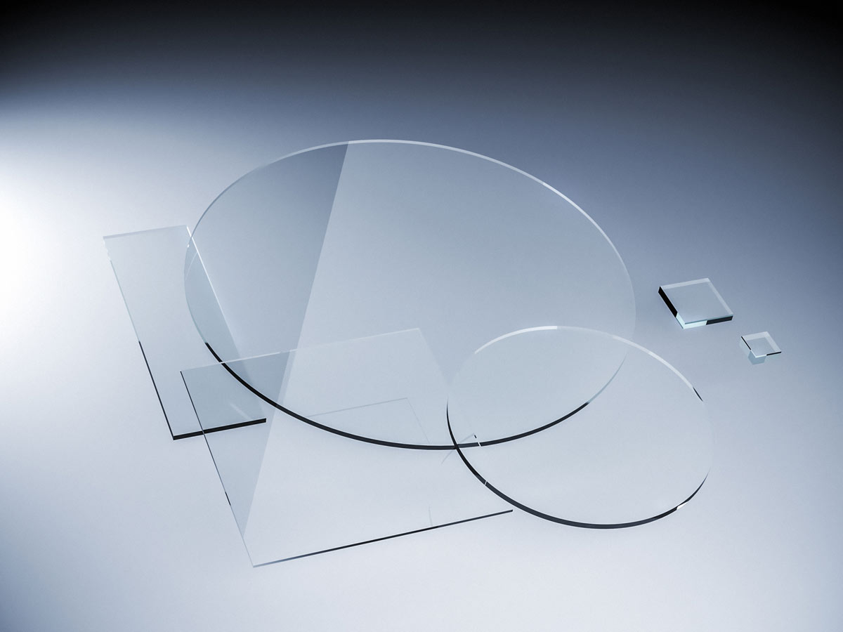 Customised NEXTERION® glass substrates